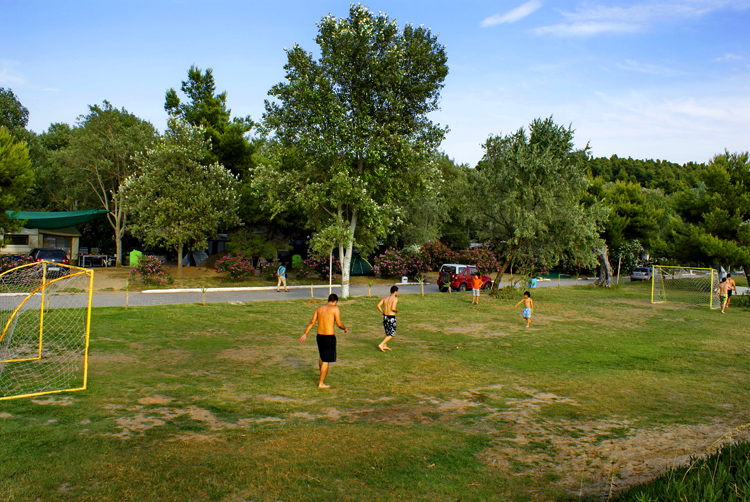 Activities for children at Blue Dream Camping